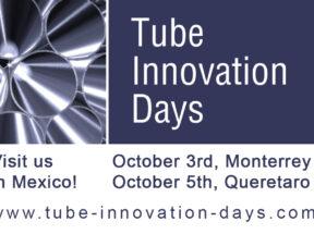 Tube Innovation Days 2017 Mexico